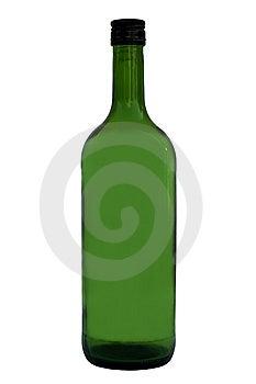 Wine Bottle Royalty Free Stock Photos - Image: 14895708