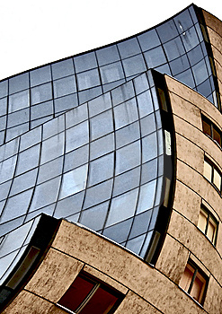 Dancing House Royalty Free Stock Photo - Image: 14895825
