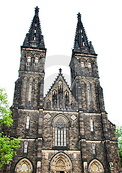 Church Of St Peter And St Paul Royalty Free Stock Photos - Image: 14896298