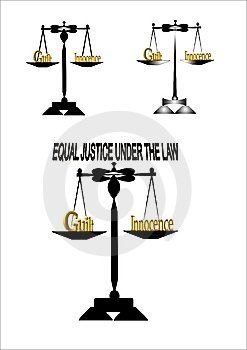Equal Justice Stock Photography - Image: 14896532