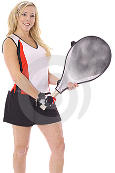 Anyone For Tennis Stock Images - Image: 14896974