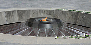Genocide Monument, Armenia Royalty Free Stock Image - Image: 14897936