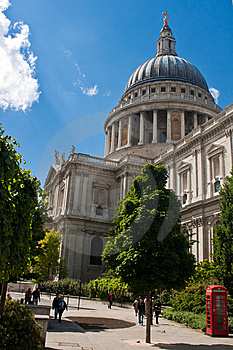 St Paul Cathedral Stock Photos - Image: 14898583