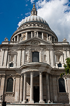 St Paul Cathedral Royalty Free Stock Images - Image: 14898619