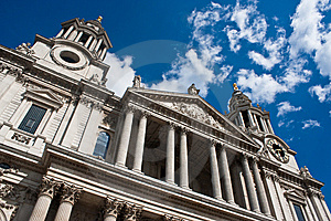 St Paul Cathedral Royalty Free Stock Image - Image: 14898696