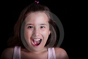 Screaming Royalty Free Stock Image - Image: 14899136