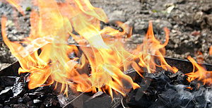 ABSTRACT FIRE Stock Photos