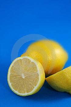 Lemons 03 Royalty Free Stock Image