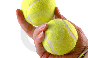 Tennis Balls Stock Photos - Image: 1494963