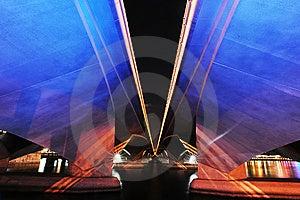 Esplanade Bridge Stock Photography - Image: 14902112