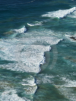 Rough Sea Royalty Free Stock Images - Image: 14902199