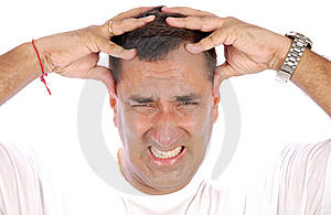 Headache Royalty Free Stock Photos - Image: 14904468