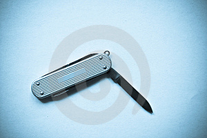 Little Swiss Army Knife Stock Image - Image: 14907761