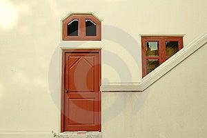 门视窗 免版税图库摄影 - 图片: 14910097