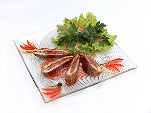 Fried Pork. Stock Photos - Image: 14910773
