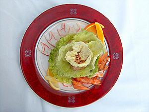 Thunfischsalat Stockfoto - Bild: 14910820
