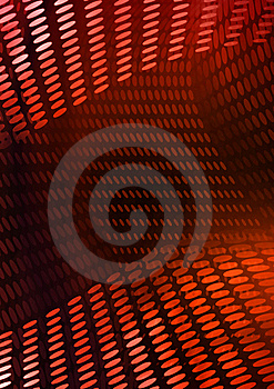 Abstract Modern Red Cover Stock Photography - Image: 14923882