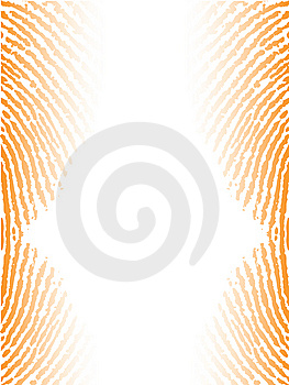Fingerprinted Royalty Free Stock Photo - Image: 14924575