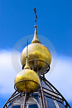 Cupola Of Church Stock Photography - Image: 14924582