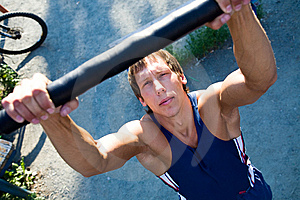 Bodybuilding Royalty Free Stock Photos - Image: 14926108