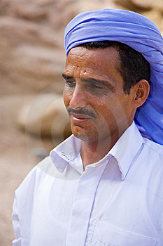 Egyptian Bedouin Royalty Free Stock Photography - Image: 14926397