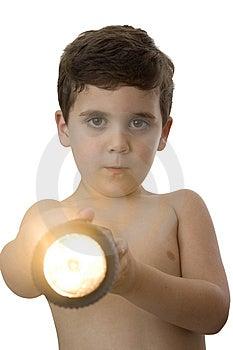 BOY WITH LANTERN Stock Image - Image: 14927571