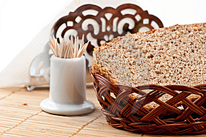 Home Made Bread Royalty Free Stock Image - Image: 14927586