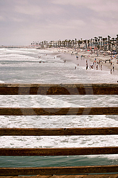 Beach Stock Image - Image: 14927991