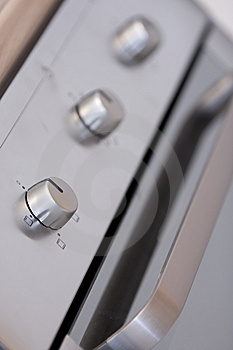 Oven Controls Stock Photography - Image: 14928502