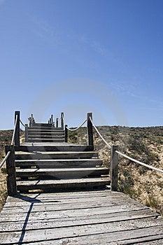 Beach Path Royalty Free Stock Photo - Image: 14928615