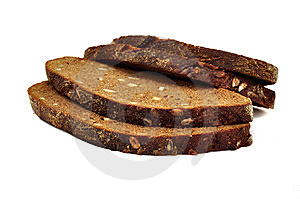 Brown Bread With Sunflower Seeds Stock Photo - Image: 14928780