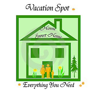 Home Vacation Stock Photo - Image: 14931630