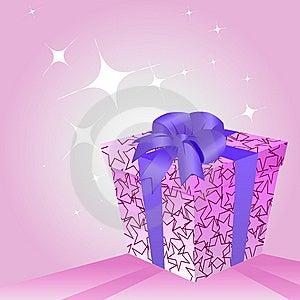 Gift Box Royalty Free Stock Photography - Image: 14934277
