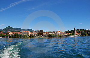 Verbania Pallanza, Lake Maggiore, Italy Stock Images - Image: 14936994