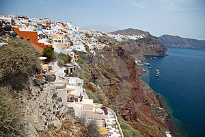 Santorini Royalty Free Stock Photography - Image: 14937677