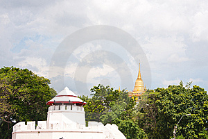 Tourism In Bangkok Royalty Free Stock Images - Image: 14939159