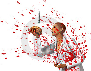 Brain On Drugs Stock Image - Image: 14942561