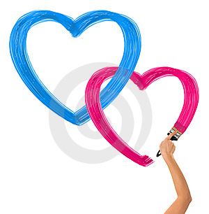 Love Symbol Stock Image - Image: 14942741