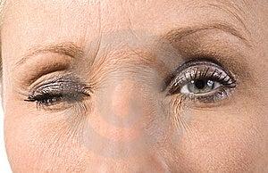 Beautiful Female Eye Royalty Free Stock Photography - Image: 14943707