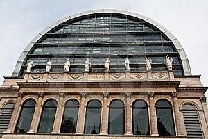 Lyon Opera House Royalty Free Stock Photography - Image: 14944587