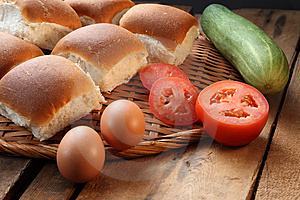 Bread Stock Photo - Image: 14945440