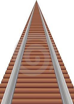 Railway Line Stock Photos - Image: 14945873