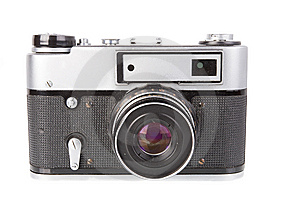 Old Film Camera Stock Image - Image: 14948201