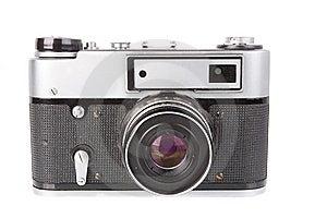 Old Film Camera Stock Image - Image: 14948201