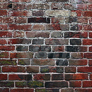 Aging Brick Wall Royalty Free Stock Photography - Image: 14952987