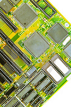 Circuit Board Royalty Free Stock Photos - Image: 14955048