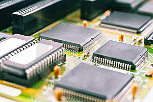 Circuit Board Stock Images - Image: 14955074