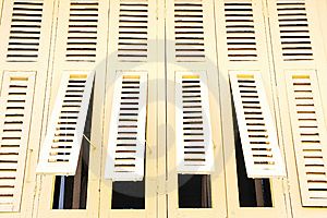 Symmetry Window Stock Photos - Image: 14960143