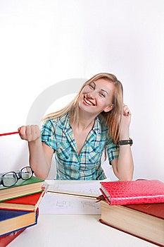 Estudante. Foto de Stock Royalty Free - Imagem: 14960195