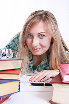 Student . Stock Photos - Image: 14960413
